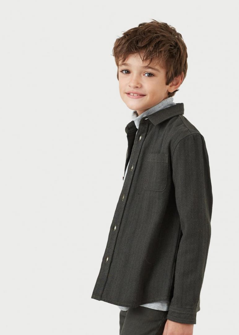 Отзыв на Фланелевая рубашка с из Интернет-Магазина MANGO Outlet