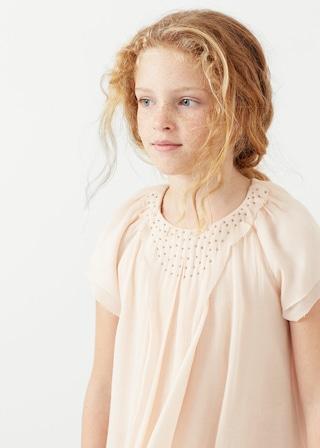 Отзыв на Длинное платье с из Интернет-Магазина MANGO Outlet