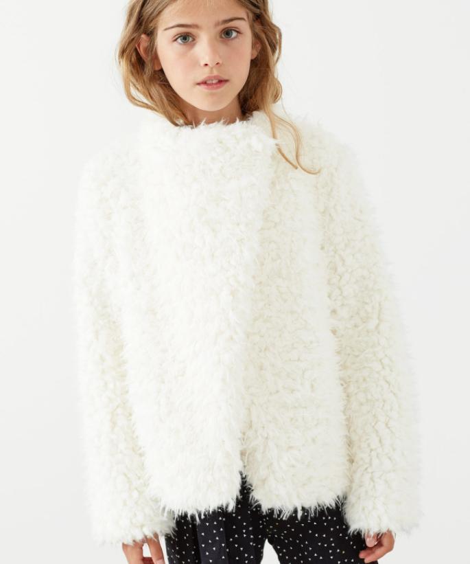 Отзыв на Пальто из Интернет-Магазина MANGO Outlet