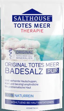 Отзыв на Salthouse Badesalz Totes Meer, 500 g из Интернет-Магазина DM