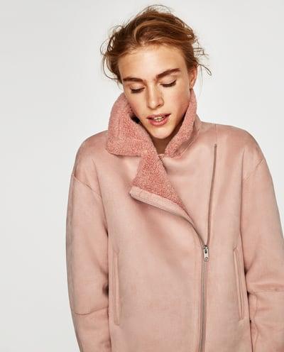 Отзыв на Куртка из Интернет-Магазина Zara