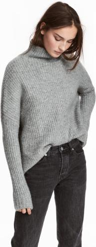 Отзыв на Свитер полушерстяной из Интернет-Магазина H&M