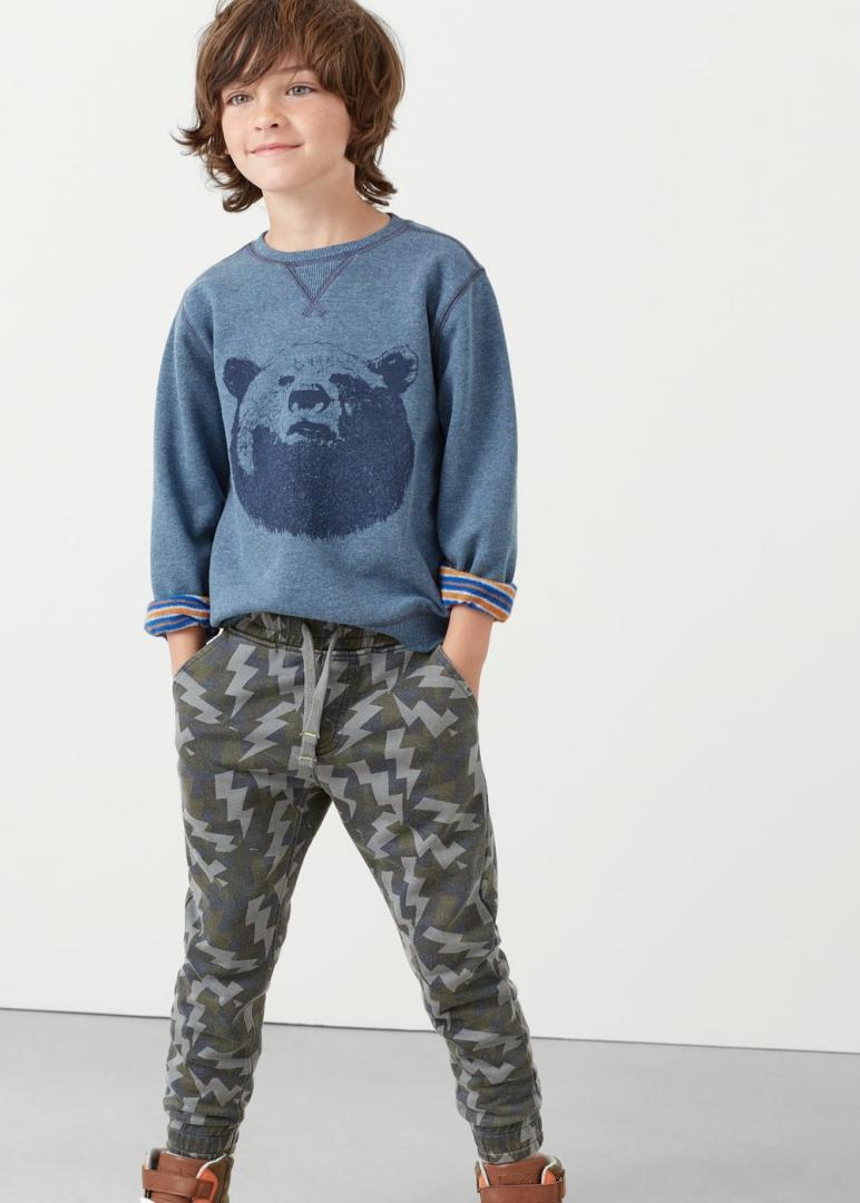 Отзыв на Цветные Спортивные штаны из Интернет-Магазина MANGO Outlet
