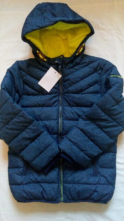 Отзыв на Стеганая куртка из Интернет-Магазина C&A