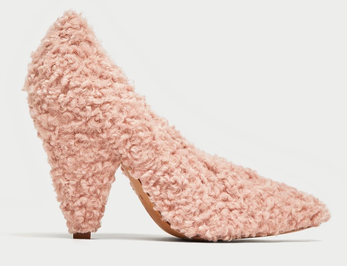 Отзыв на Туфли с из Интернет-Магазина Zara