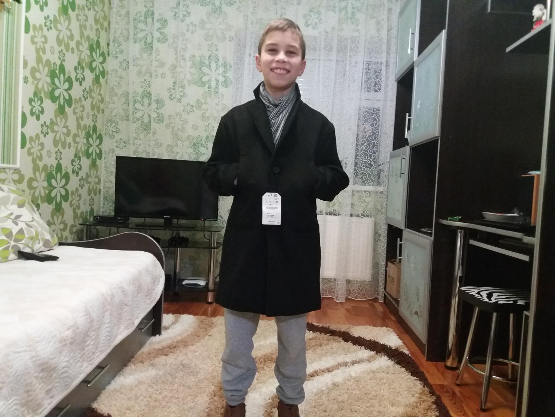 Отзыв на Пальто с ткани из Интернет-Магазина Zara