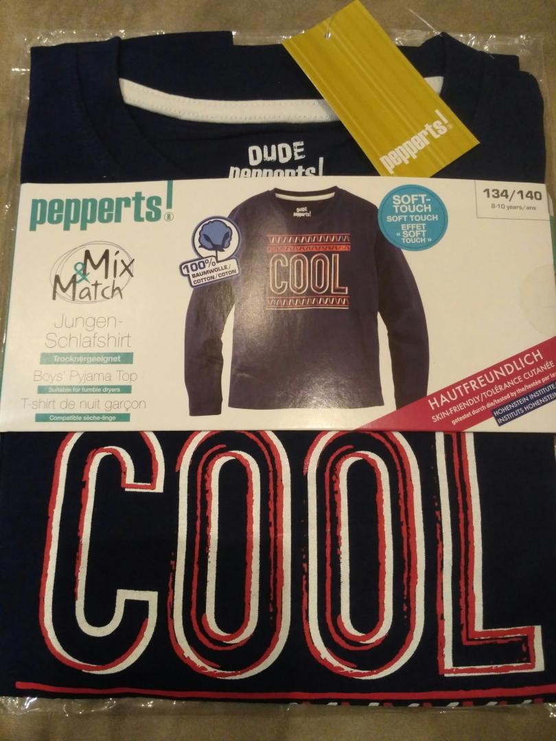 Отзыв на PEPPERTS® для детей для мальчика ночная рубашка из Интернет-Магазина LIDL