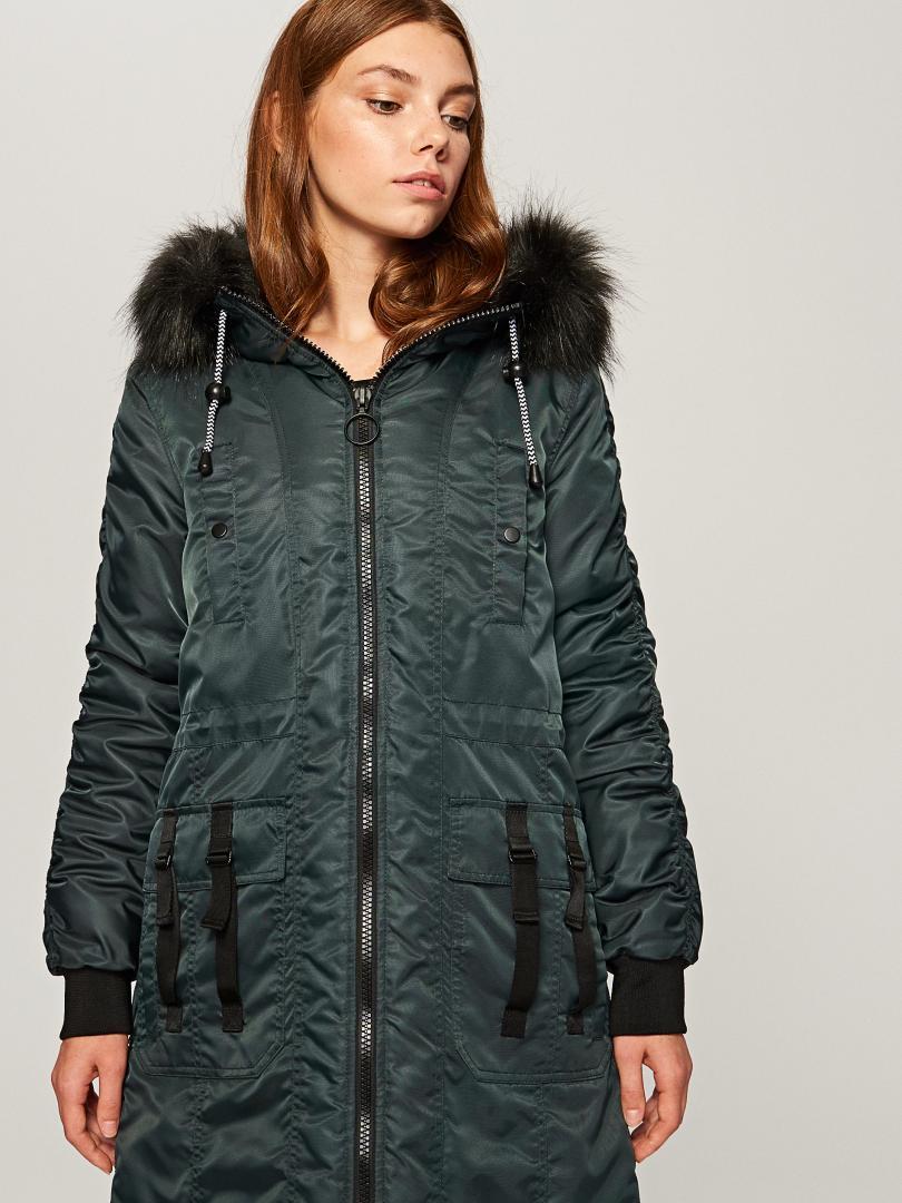 Отзыв на Пальто с капюшоном из Интернет-Магазина RESERVED