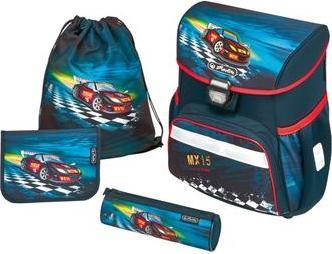 Отзыв на herlitz Loop Plus Super Racer Schulranzenset 4-teilig из Интернет-Магазина