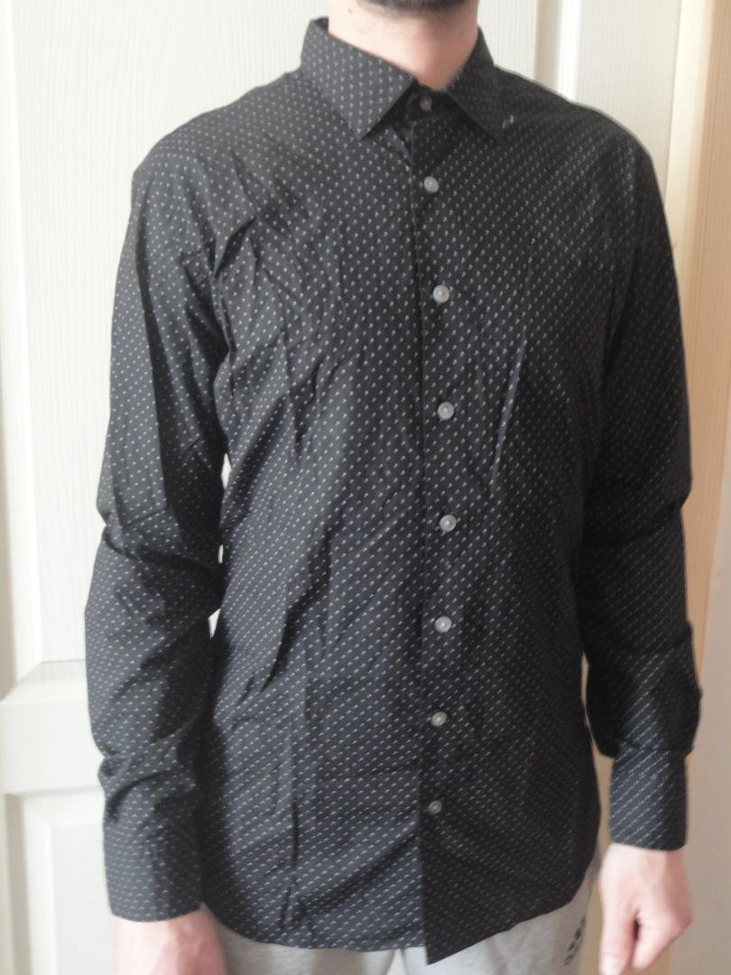 Отзыв на Тонкая рубашка с точками (рубашки) из MANGO Outlet   ZAKUPKI.DE ae2d92cc678