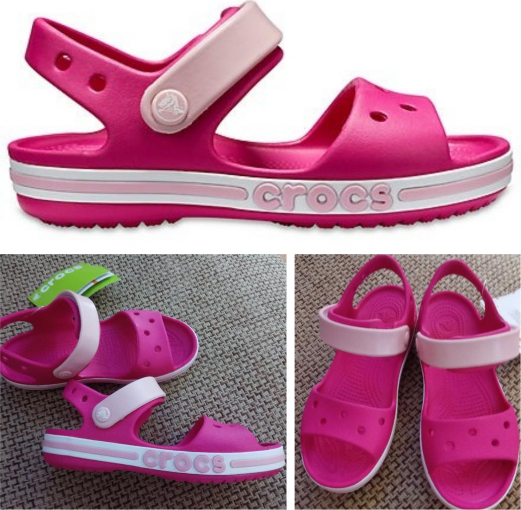 Отзыв на Kids' Bayaband Sandal из Интернет-Магазина Crocs