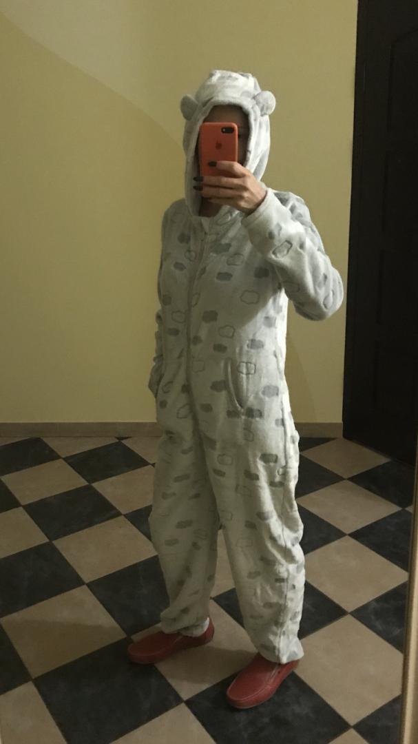 Отзыв на Для девочки Домашнюю Одежду-Распашонку с Облака всем из Интернет-Магазина Ernstings family