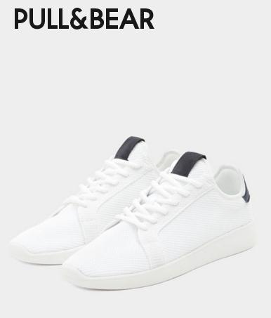 Отзыв на Кроссовки из белой ткани из Интернет-Магазина PULLANDBEAR