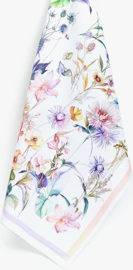 Отзыв на Цветочный узор Кухонное полотенце (Двойной пакет) из Интернет-Магазина Zara Home