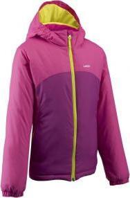 Отзыв на Лыжная куртка Трек 100 для детей Роза из Интернет-Магазина Decathlon