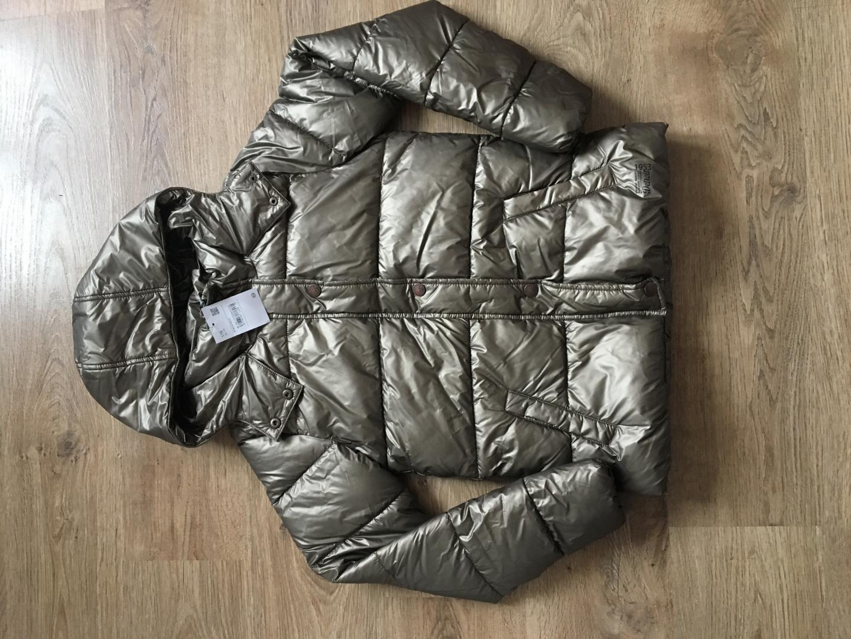 Отзыв на Стеганая куртка - Блеск Эффект из Интернет-Магазина C&A