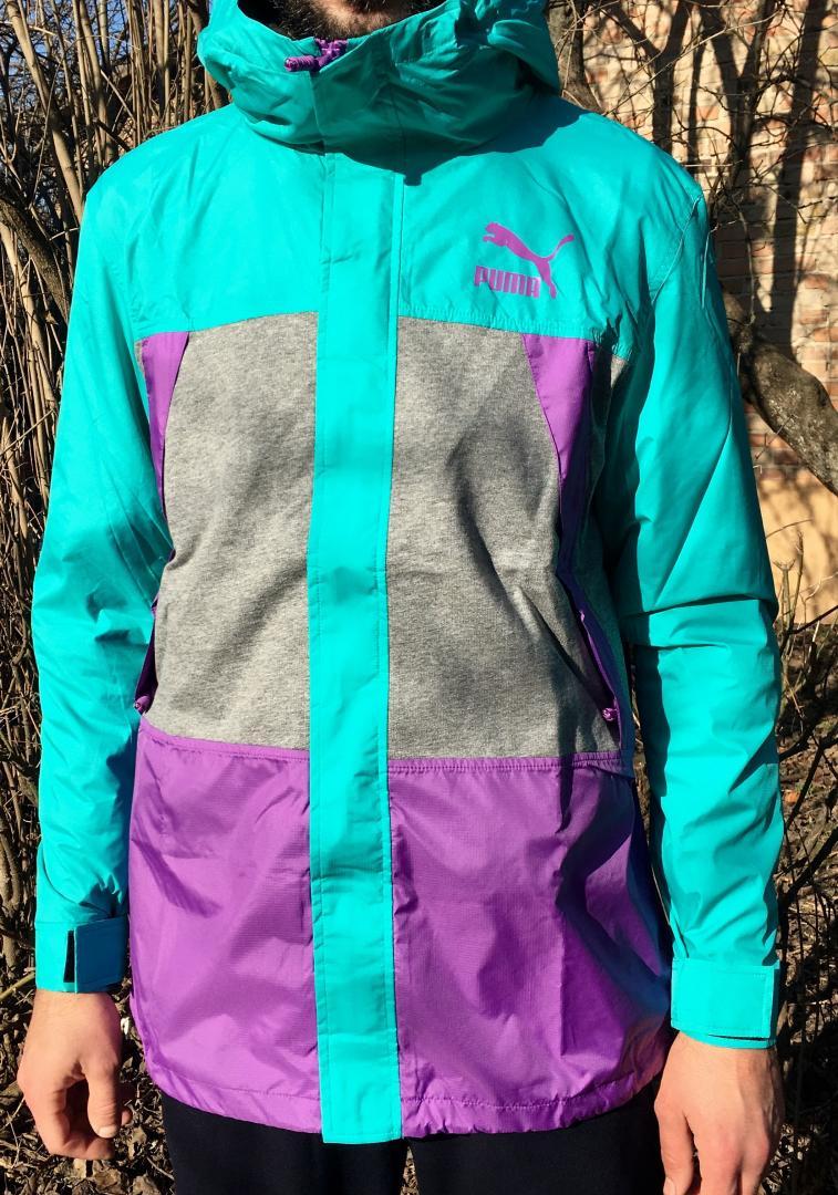 Отзыв на Пума для мужчин Ретро Издание Ветровка куртка 559653-23 из Интернет-Магазина SportSpar