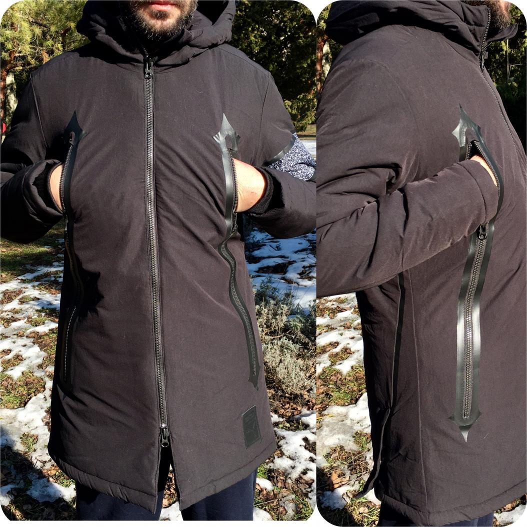 Отзыв на Пума Икс Trapstar Лондон Команда Куртка парка куртка для мужчин Зима 571823-01 из Интернет-Магазина SportSpar