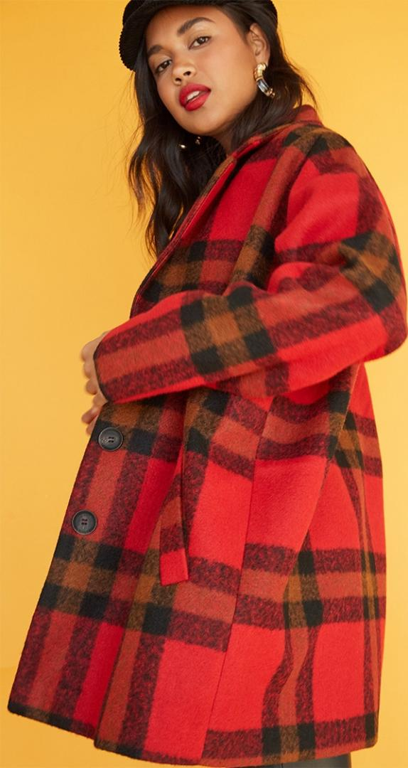 Отзыв на Плед Кнопка-Front Jacket из Интернет-Магазина Forever21