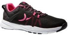 Отзыв на Фитнес-обувь Кардио 100 для женщин черный/розовый из Интернет-Магазина Decathlon