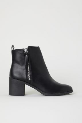 Отзыв на Ankleboots из Интернет-Магазина H&M