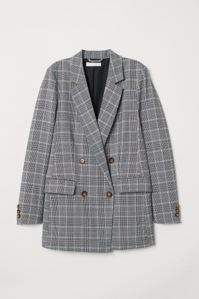Отзыв на Двубортная Пиджак из Интернет-Магазина H&M