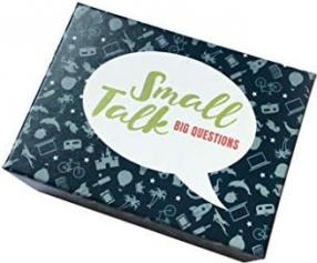 NowusGames Card Game Small Talk - Big Questions Die Digital Detoxification