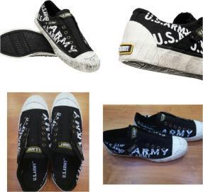 У. С. Армии Бригада сникерсы для мужчин Обувь 80SBG103M