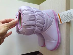 Детей Зима Слойка ботинки
