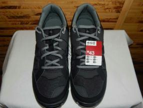 Обувь для ходьбы NH100 для мужчин черный QUECHUA