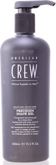 SHAVING SKINCARE precision shave gel Rasierschaum