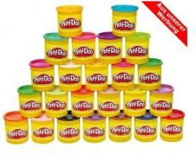 Отзыв на Play-Doh - 24-Pack разминание дозах Mega-Pack из Интернет-Магазина MyToys