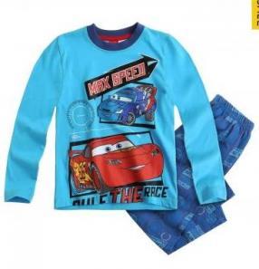 Отзыв на Пижама синяя DISNEY CARS из Интернет-Магазина Lamaloli