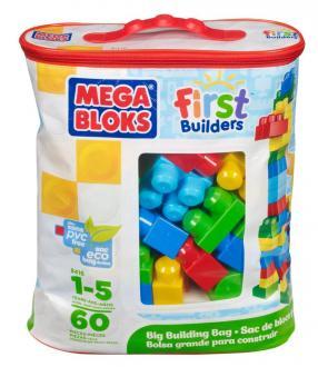 Отзыв на Мега Bloks 08416 - Макси Блок сумка Носитель, 60 части из Интернет-Магазина Amazon