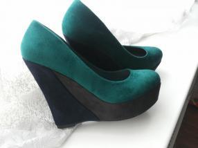 Отзыв на Для женщин туфли Зеленый Мульти из Интернет-Магазина Ital Design