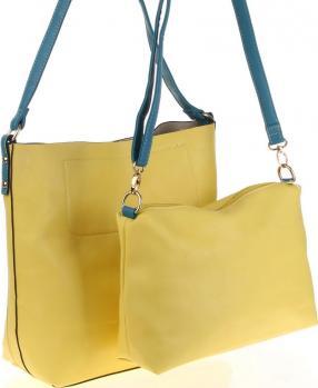 Отзыв на Для женщин Сумка Желтый Синий из Интернет-Магазина Ital Design