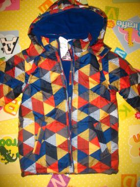 Отзыв на Мальчика-Зимняя Куртка из Интернет-Магазина Ernsting