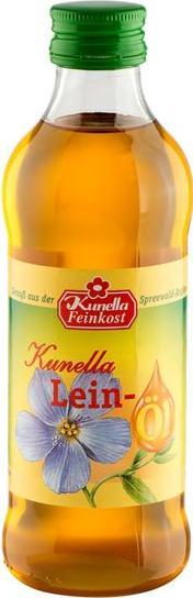 Отзыв на Kunella Льняное масло из Интернет-Магазина LIDL