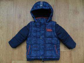 Отзыв на Детская зимняя куртка из Интернет-Магазина Ernstings family