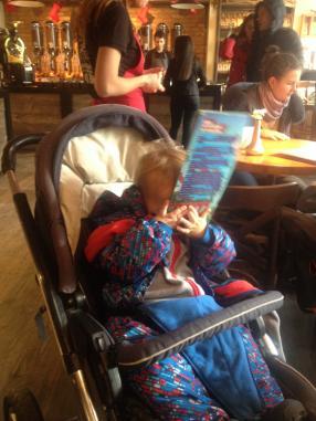 Отзыв на LUPILU® детский-/для малышей для мальчика зимний комбинезон из Интернет-Магазина LIDL