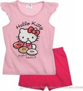 Отзыв на Здравствуйте! Китти комплект с шортами в пижамы розовый из Интернет-Магазина Lamaloli