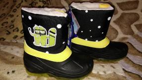 Отзыв на LUPILU® для мальчика малыша сапоги для снега из Интернет-Магазина LIDL
