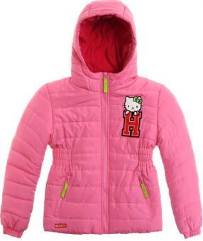 Отзыв на Куртка розовая с Китти из Интернет-Магазина Lamaloli