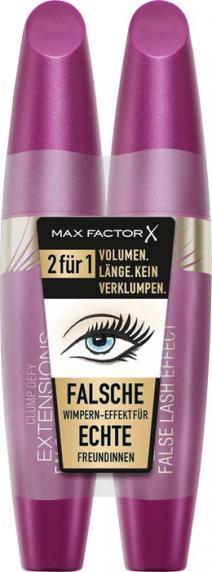 Отзыв на Глаза Bundle Кламп Defy Extensions Тушь-Twins Limited Edition уход Макс Factor из Интернет-Магазина Parfumdreams