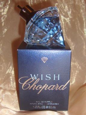Отзыв на Wish парфюмированная вода спрей уход Chopard из Интернет-Магазина Parfumdreams