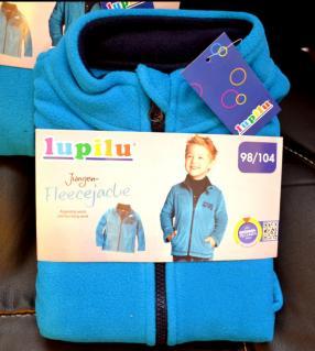 Отзыв на LUPILU® для мальчика малыша флисовая куртка из Интернет-Магазина LIDL