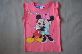Отзыв на Disney Minnie MOUSE кофта с длинным руковом для девочки - розовый из Интернет-Магазина MyToys