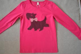 Отзыв на ESPRIT кофта с длинным руковом для девочки - розовый уход из Интернет-Магазина MyToys