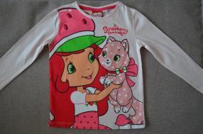 Отзыв на ЭМИЛИ КЛУБНИЧНЫЙ кофта с длинным руковом для девочки - розовый из Интернет-Магазина MyToys
