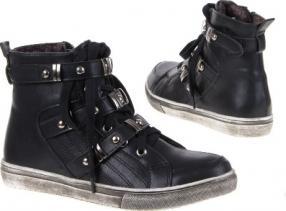 Отзыв на Сникерсы для женщин кроссовки черный из Интернет-Магазина Ital Design